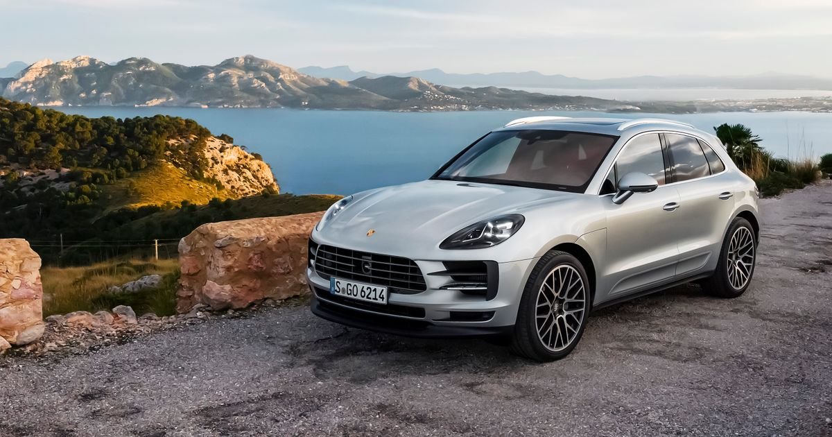 Porsche s New Macan S Has Lost A Turbo But Gained Performance