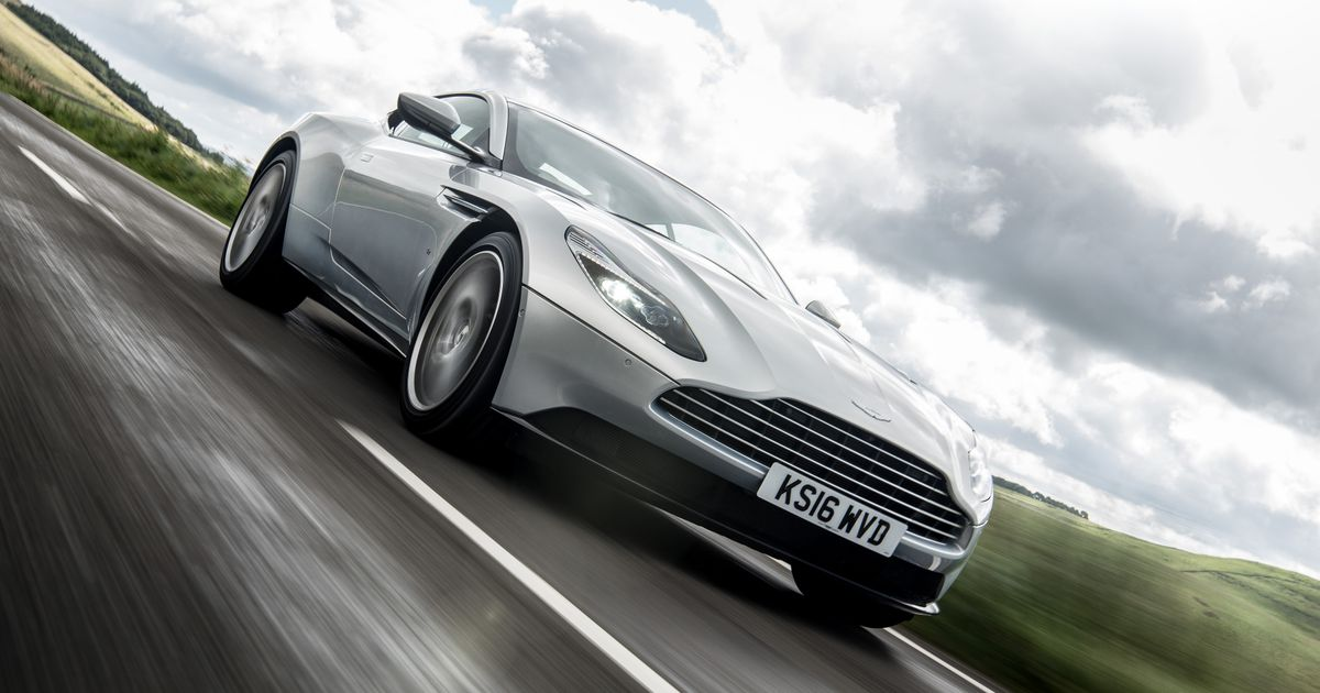Aston Martin's AMG V8 Will Be Replaced With An Aston-Built Straight-Six