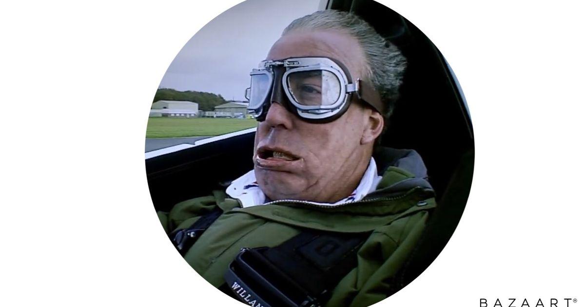 Jeremy Clarkson Xbox Profile Pic