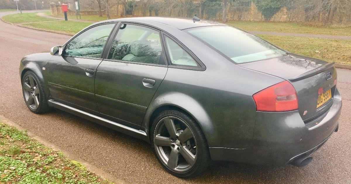 A £6800 Audi A4 DTM Isn't Your Only Affordable Hot Audi Option