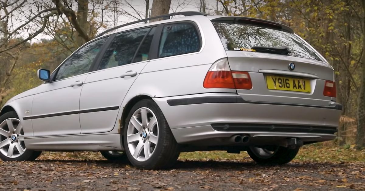 Everything Good And Bad About My £140 BMW E46 330i