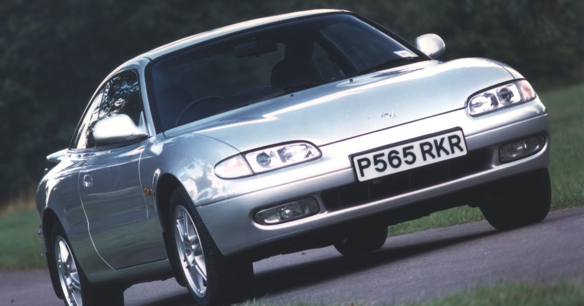 Mazda Has Trademarked  MX-6 , But Why?