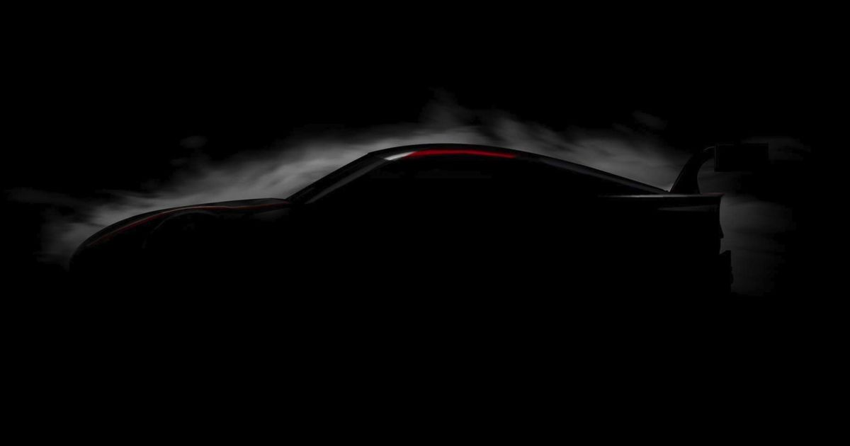 The Toyota Supra Has Appeared In Another Racing Teaser
