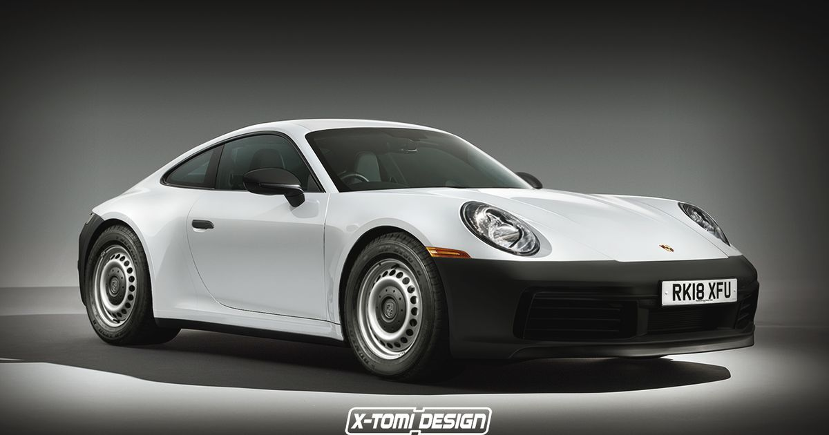 Forget A Carrera T, This Is The 992 Porsche 911 We Really Want