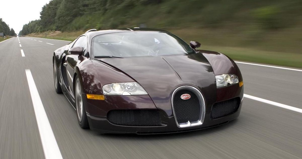 Ridiculous Bugatti Veyron Parts Price List Includes $12,000 Exhaust