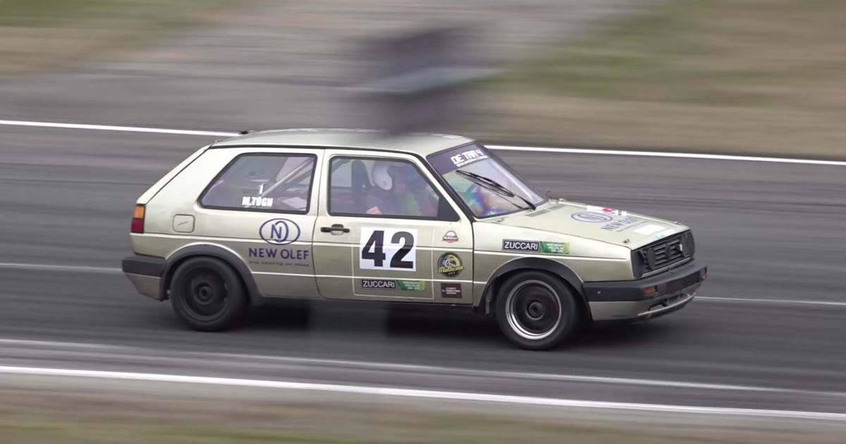 Mk2 Golf Perfection Includes ITBs, A 9000rpm Redline And A Sequential  Box