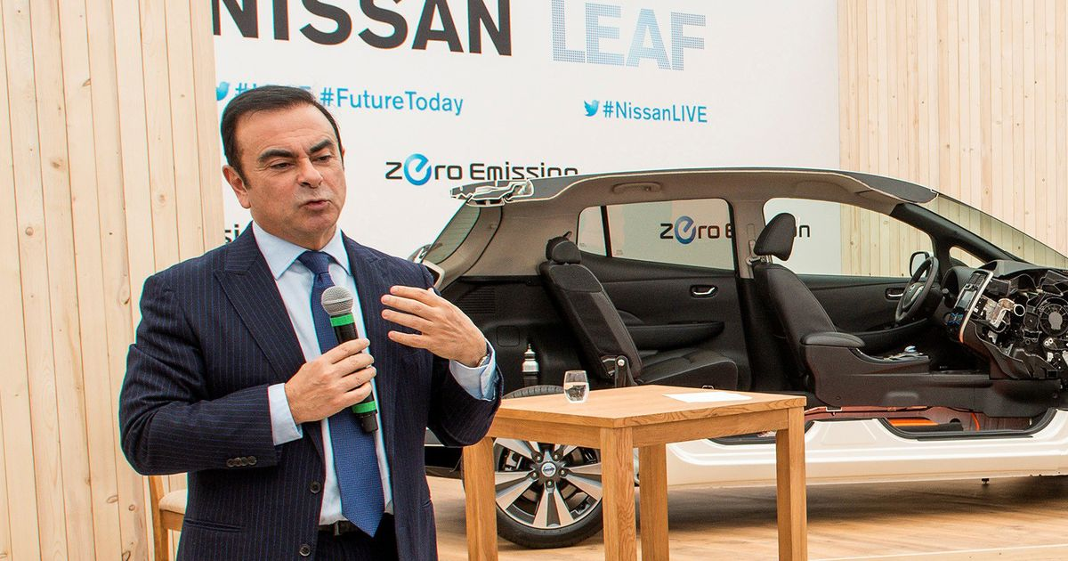 The Disgraced Ex-Nissan CEO Has Now Quit Renault… From Prison