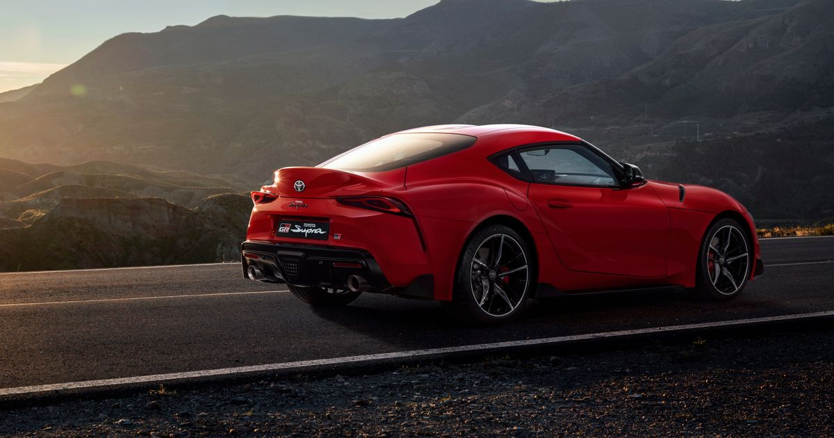 There s A 2.0-Litre Toyota Supra And It Could Replace The GT86