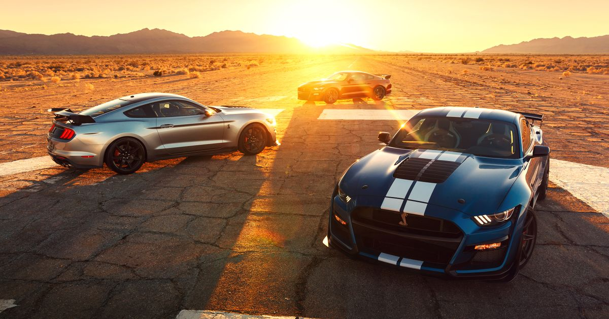 Ford s Mustang GT500 Might Share Gearboxes With The C8 Corvette