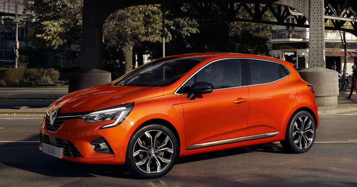 The New, Posher Renault Clio Is Here And You Can Have It As An  RS Line
