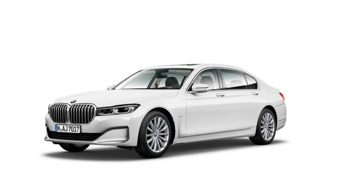 The Facelifted BMW 7-Series And Its Giant Kidney Grilles Have Been Leaked