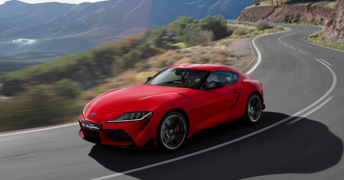 The New Toyota Supra Should Be Able To Do A 7min 40sec  Ring Lap