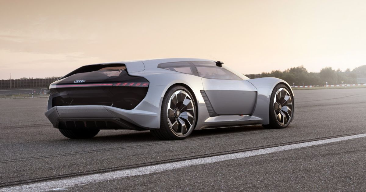 Audi's 671bhp PB18 Concept Will Make Limited Production