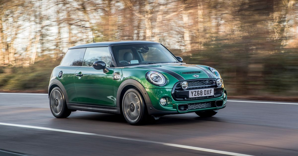 Celebrate Mini's 60th Birthday With A Limited Edition Cooper S