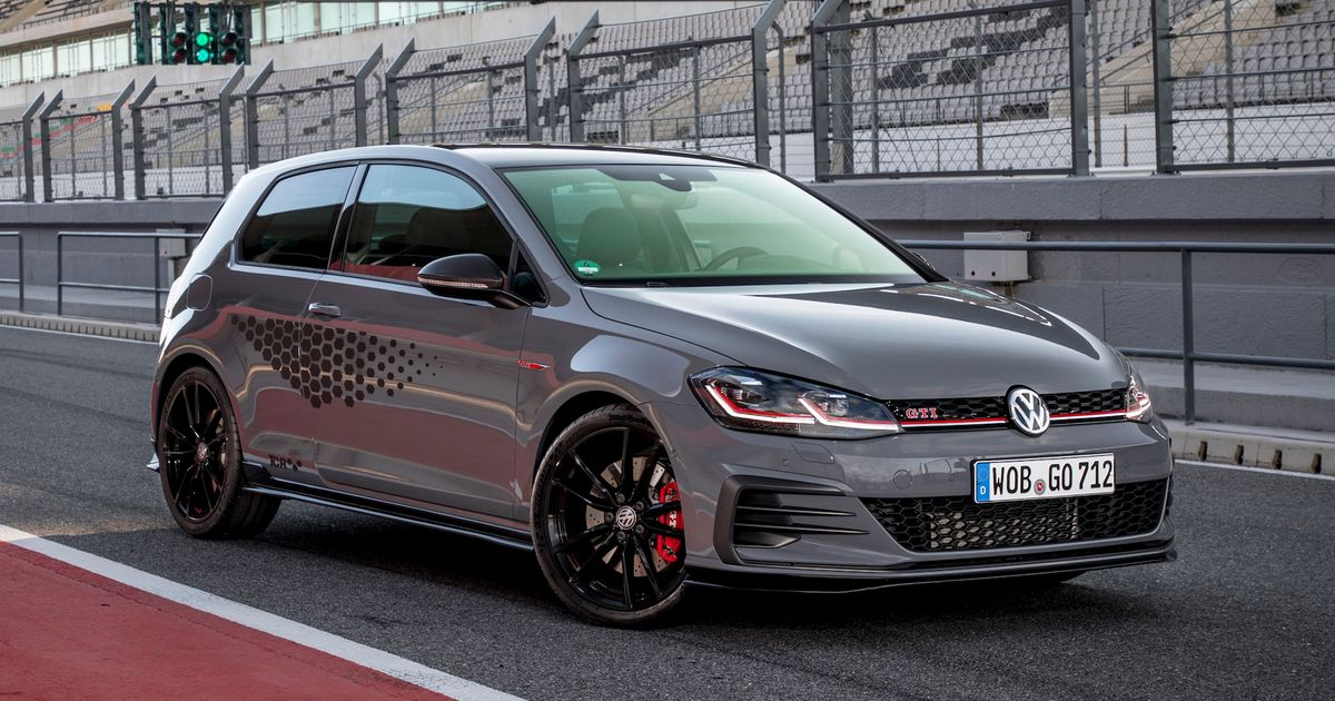 VW Golf GTI TCR Review: Lovely, But We Were Hoping For More