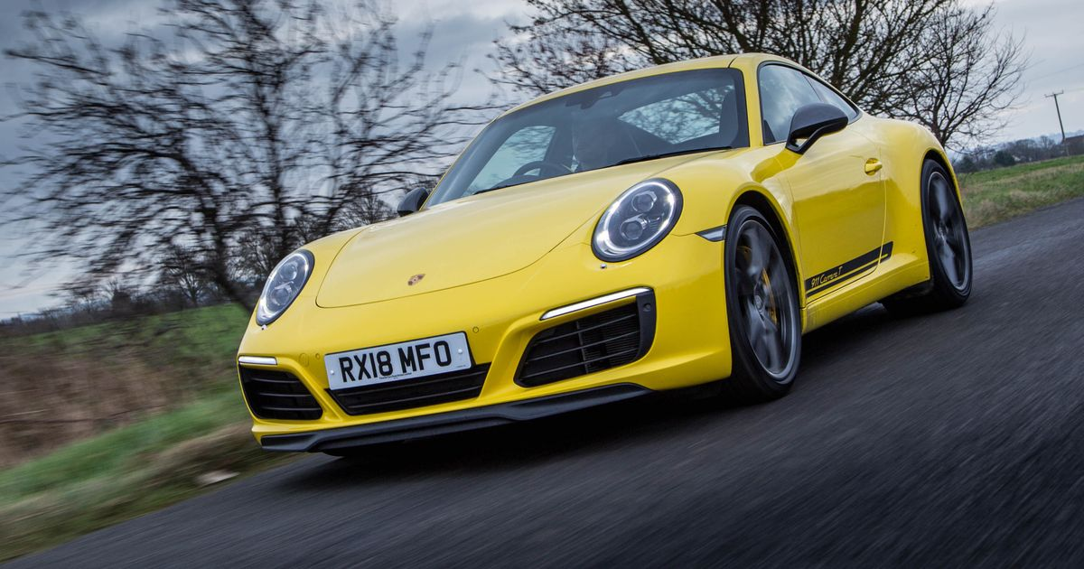 Porsche 911 Carrera T Review: In Search Of The Perfect 991