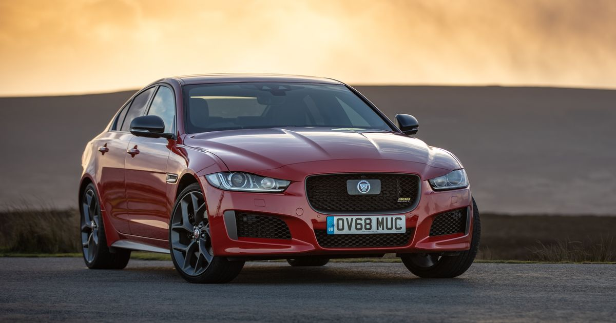 Jaguar XE 300 Sport Review: No V6, But Now The Handling Is Worth It