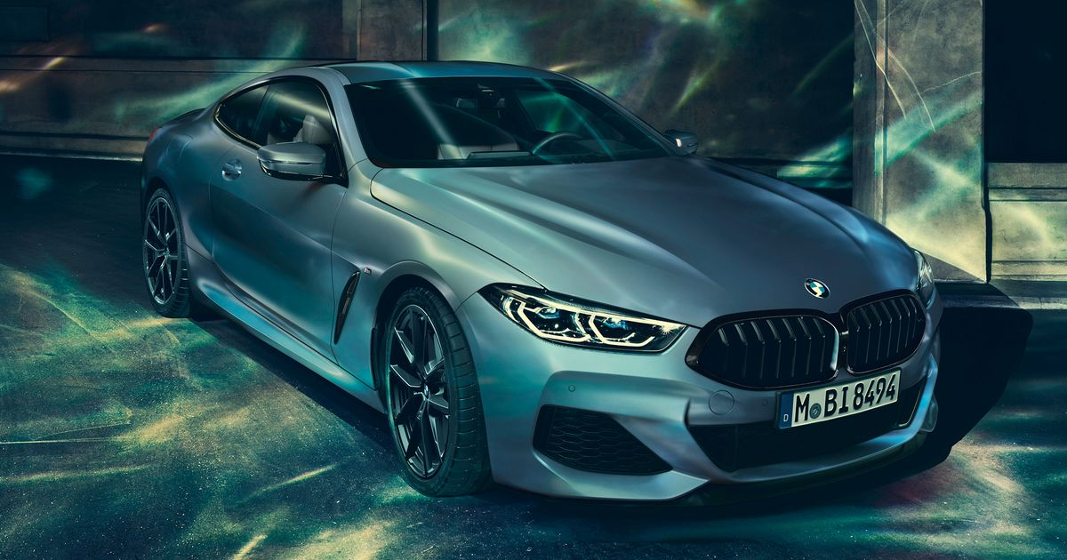 BMW's New M850i 'First Edition' Isn't Actually The First At All