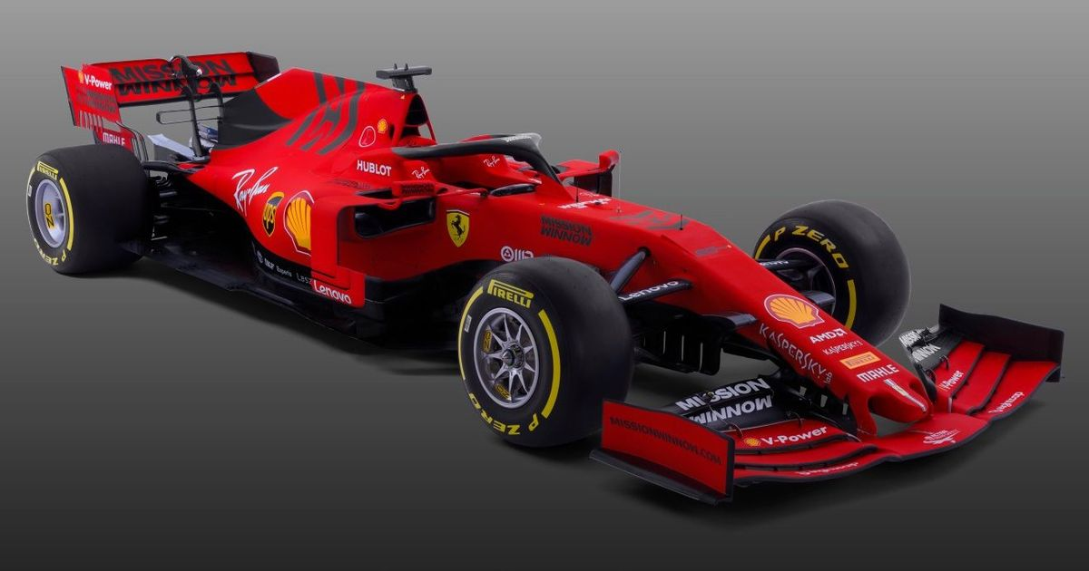 Ferrari's New Livery Is Matte Red And Black And We Absolutely Love It