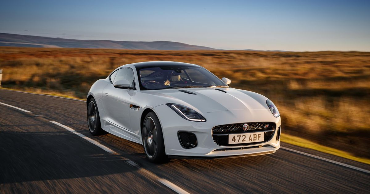 People Just Aren t Buying Manual Jaguar F-Types