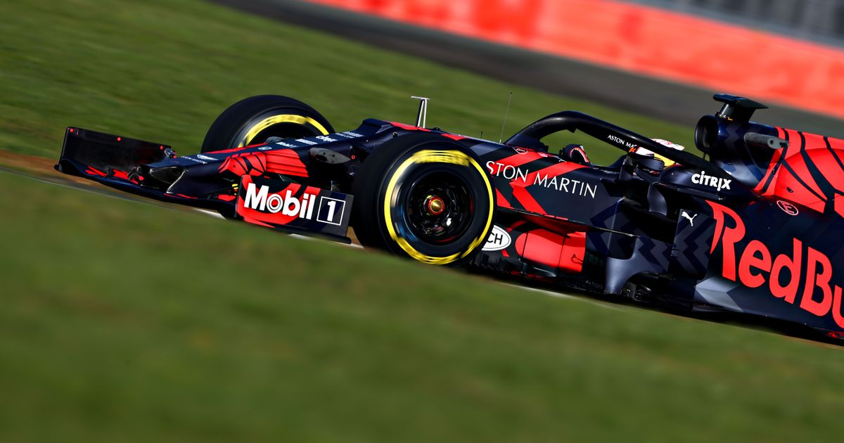 Red Bull Is Trolling Us All With Another Amazing Livery It Won t Use
