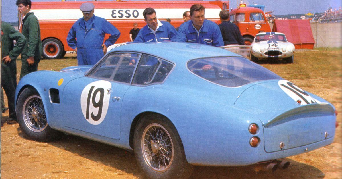 The Ducktail Db4 1961 Aston Martin Db4 Gt Zagato Db4gt 0193 R