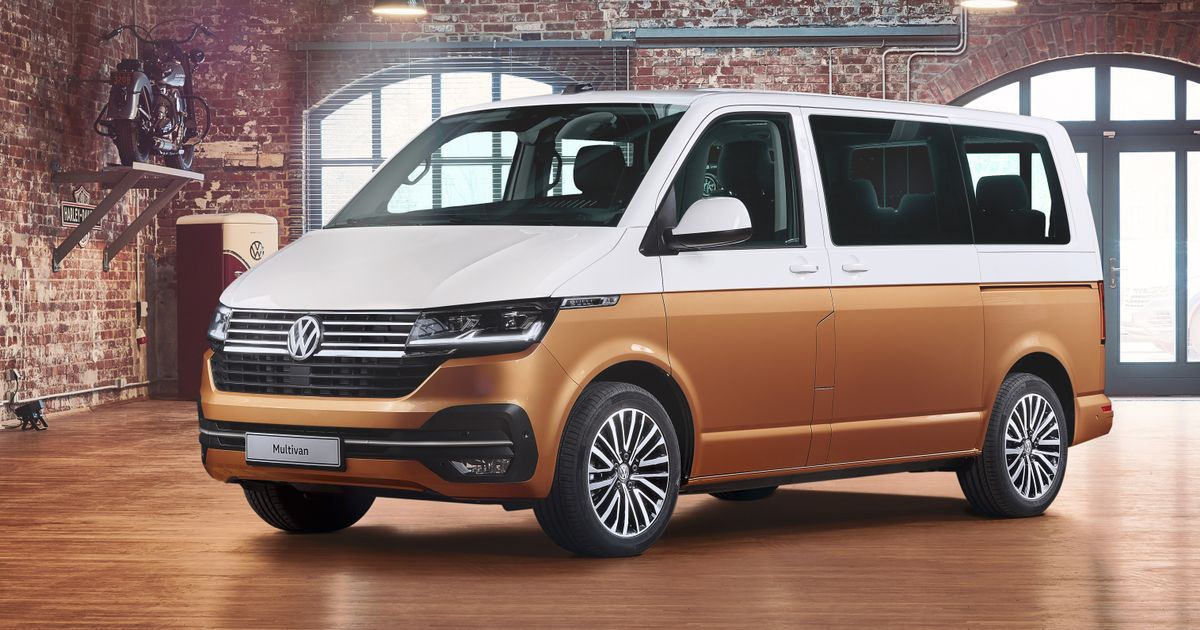 Volkswagen's New Transporter 'Bus' Has Gone Electric
