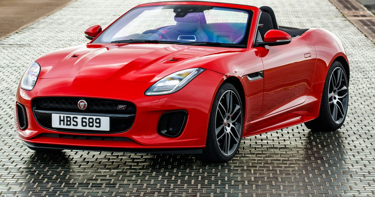 Jaguar F-Type Likely To Keep V6s And V8s For The Foreseeable
