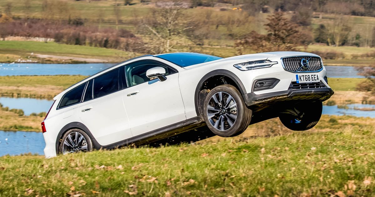 Why The Volvo V60 Cross Country Is The Only  Acceptable  Crossover