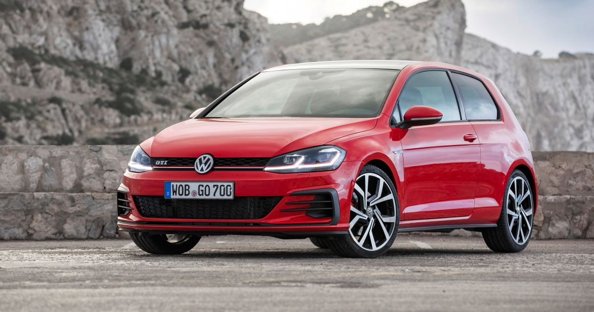 Volkswagen Abandons Hybrid Golf GTI Plans - For Now