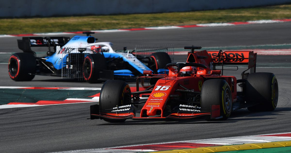 2019 Formula 1 Cars Could Be The Fastest Ever, Despite The