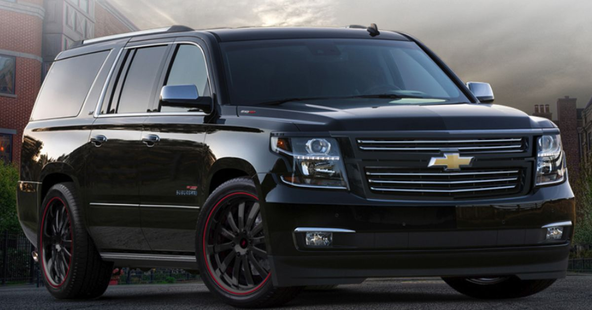 You Can Now Buy A Chevy Tahoe Or Suburban With 1000bhp