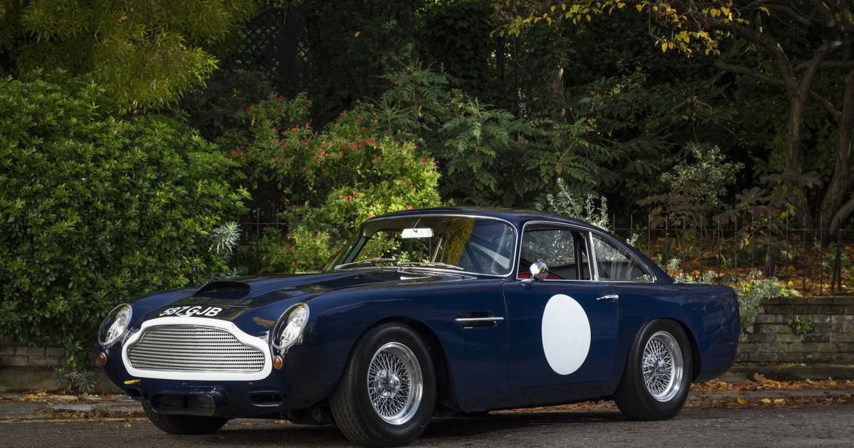 I May Have Underestimated The Value And Rarity Of This Car 1958 1963 Aston Martin Db4 Gt Lightweight