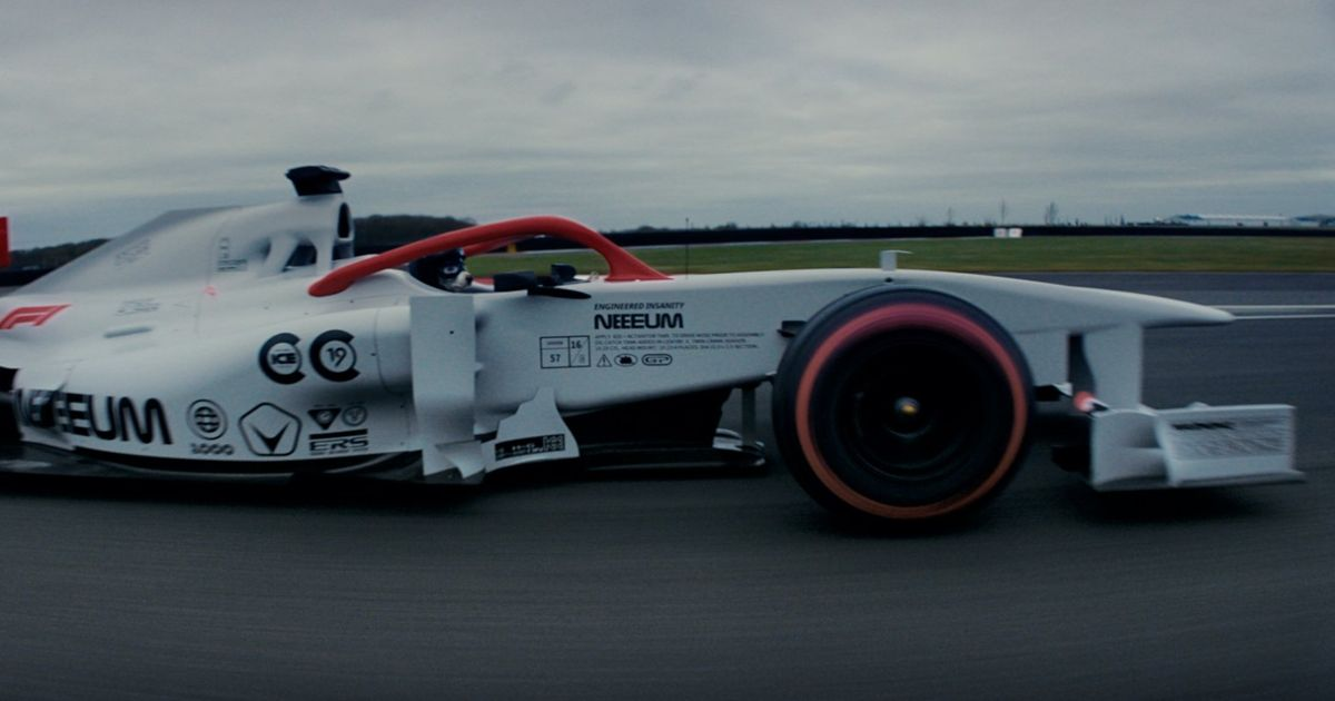 F1 Teamed Up With The Chemical Brothers To Create The  World s Fastest Remix  For Some Reason