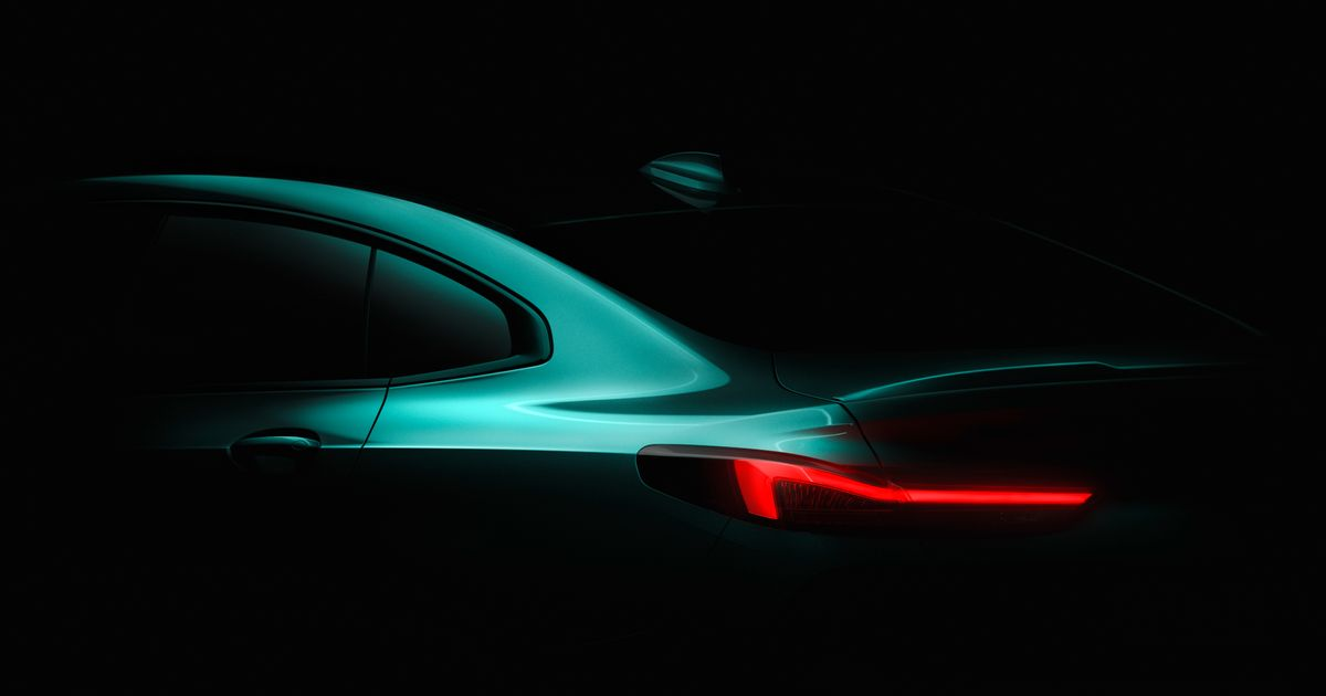 Here s Your First Look At The New FWD BMW 2-Series Gran Coupe