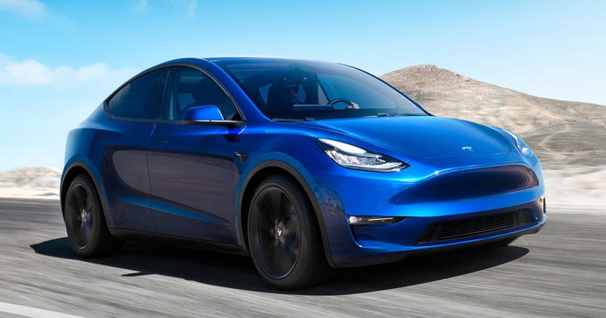 The Tesla Model Y Is Here With Seven Seats And A 300 Mile Range