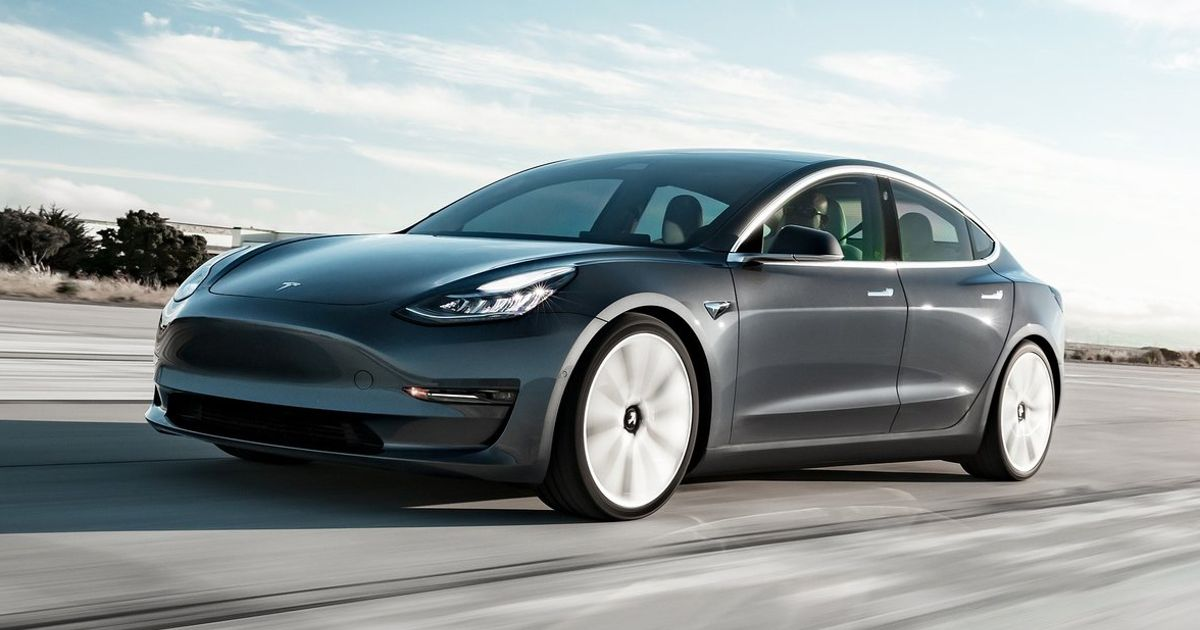 The Tesla Model 3 Has Instantly Become Europe's Best-Selling EV