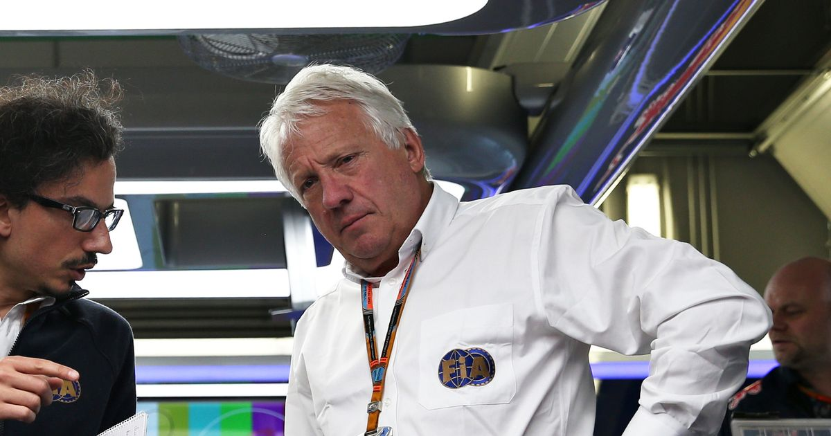 Legendary Formula 1 Race Director Charlie Whiting Has Passed Away