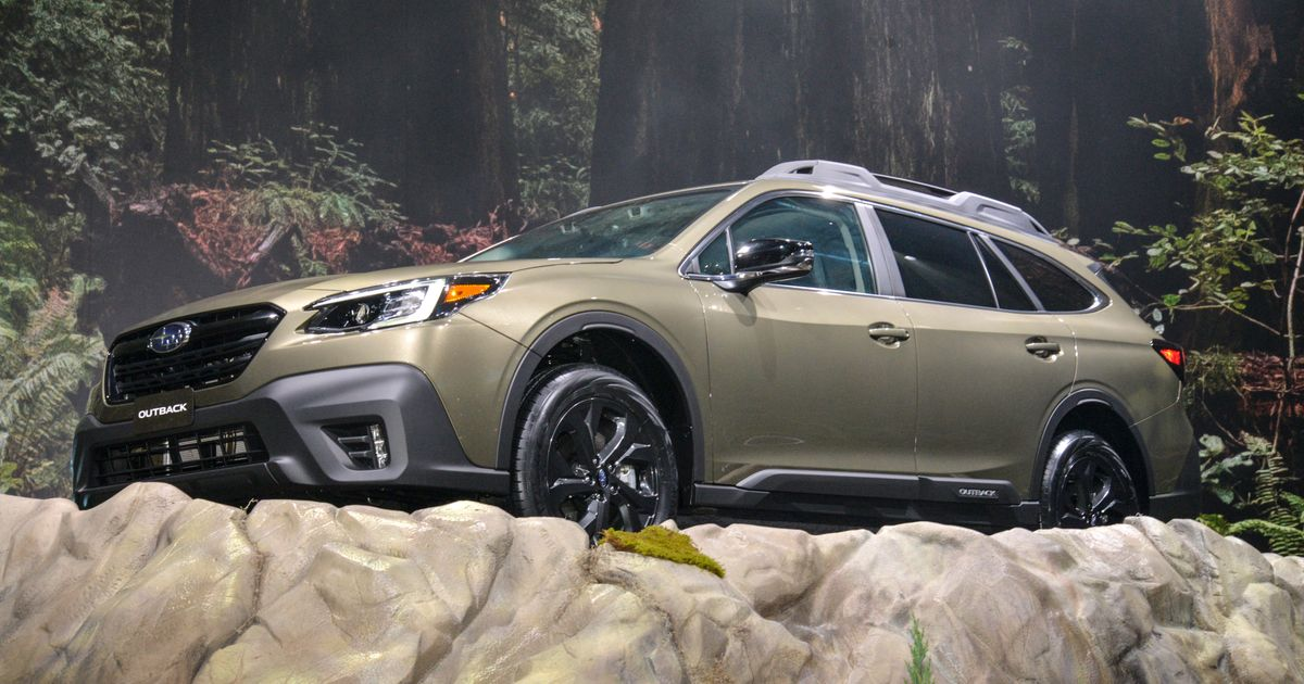 The New Subaru Outback Is Here To Be Quietly Brilliant Again
