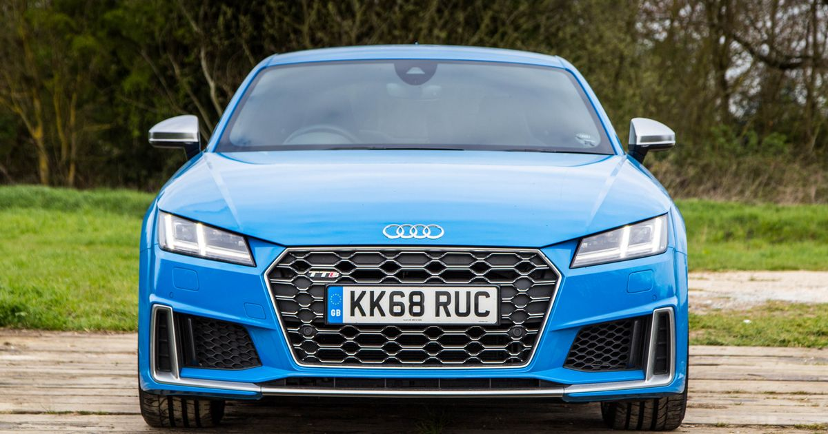 Driving The New Audi TT S Was A Sad Reminder Of What We Could Lose
