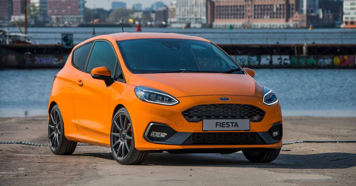 Major Chassis Upgrades For Ford's New Fiesta ST Performance Edition