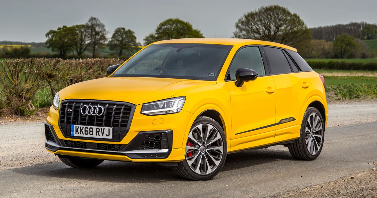 Audi SQ2 Review: Surprisingly Fun, But That s Not Enough
