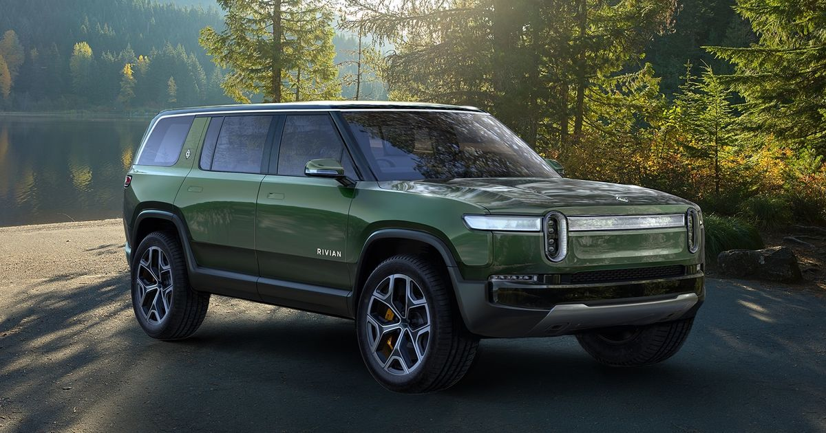 Ford To Use Rivian s EV Architecture Following $500M Cash Injection