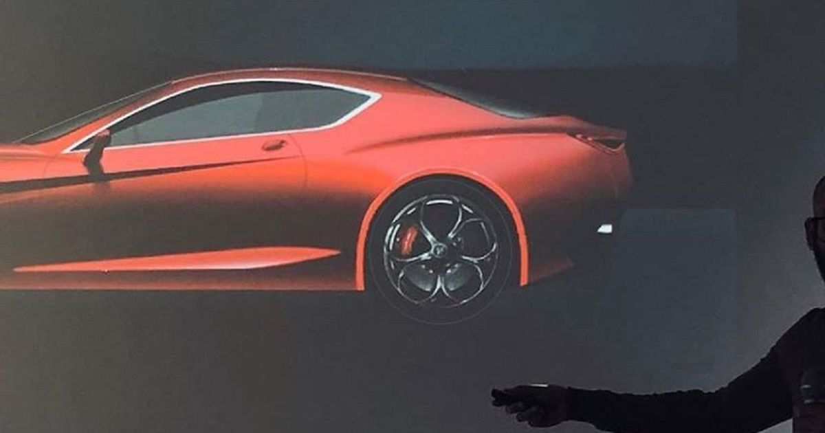 The All-New 600bhp Alfa Romeo GTV Has Been Leaked (Update: No It Hasn t)