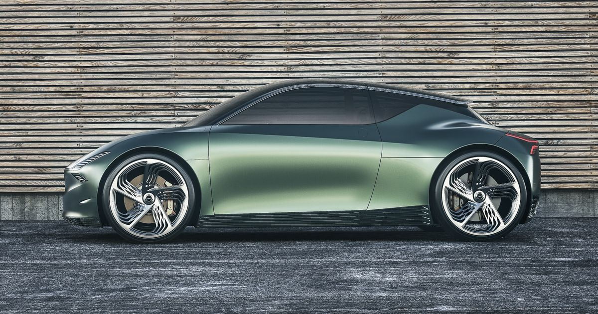 The Genesis Mint Is The Luxury City Car Concept No One Asked For... Yet