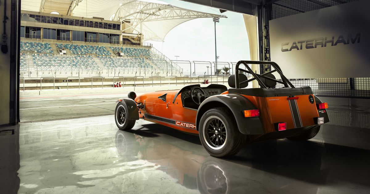 Emissions Laws Have Reduced Caterham's EU Range To Two Cars