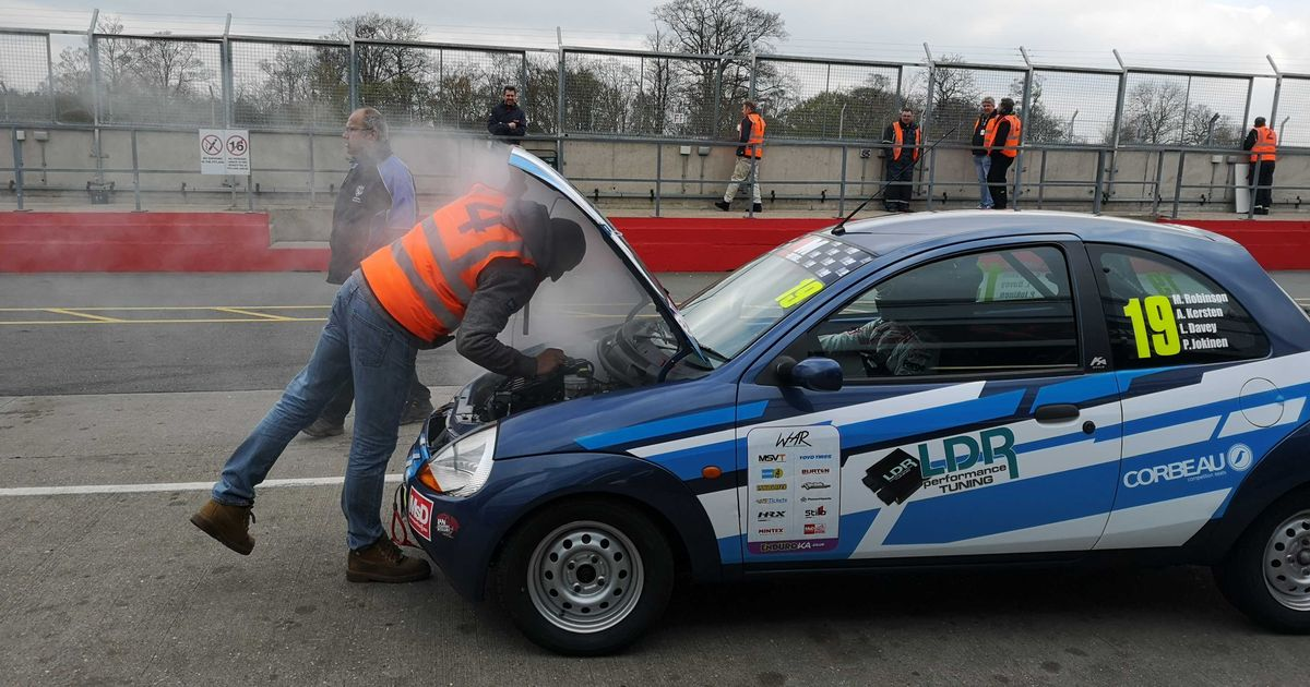 Our Disastrous Endurance Racing Debut Was A Hard Lesson In Mechanical Sympathy