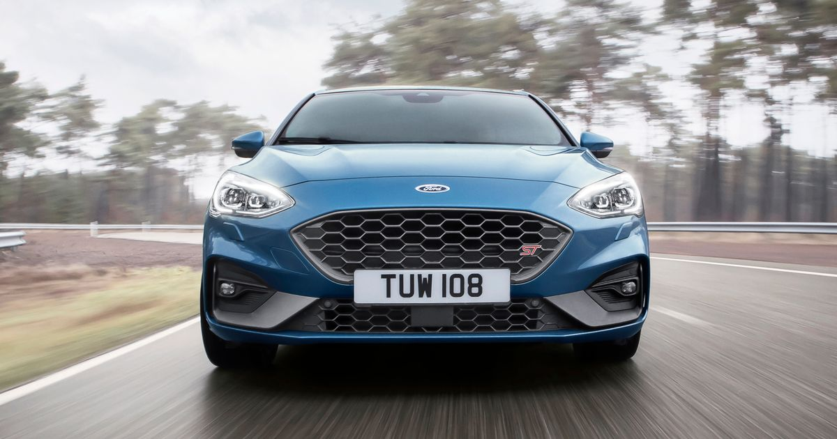The New Ford Focus ST Is Almost £1000 Cheaper Than A Golf GTI