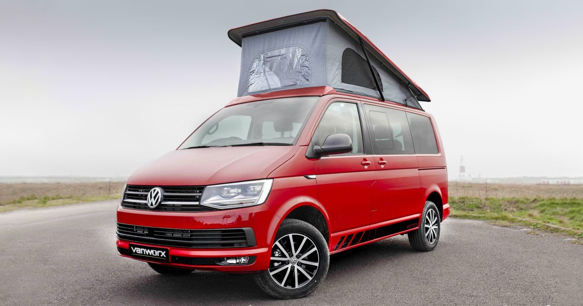 Now You Can Turn A VW Van Into A Camper With GTI-Inspired Seats