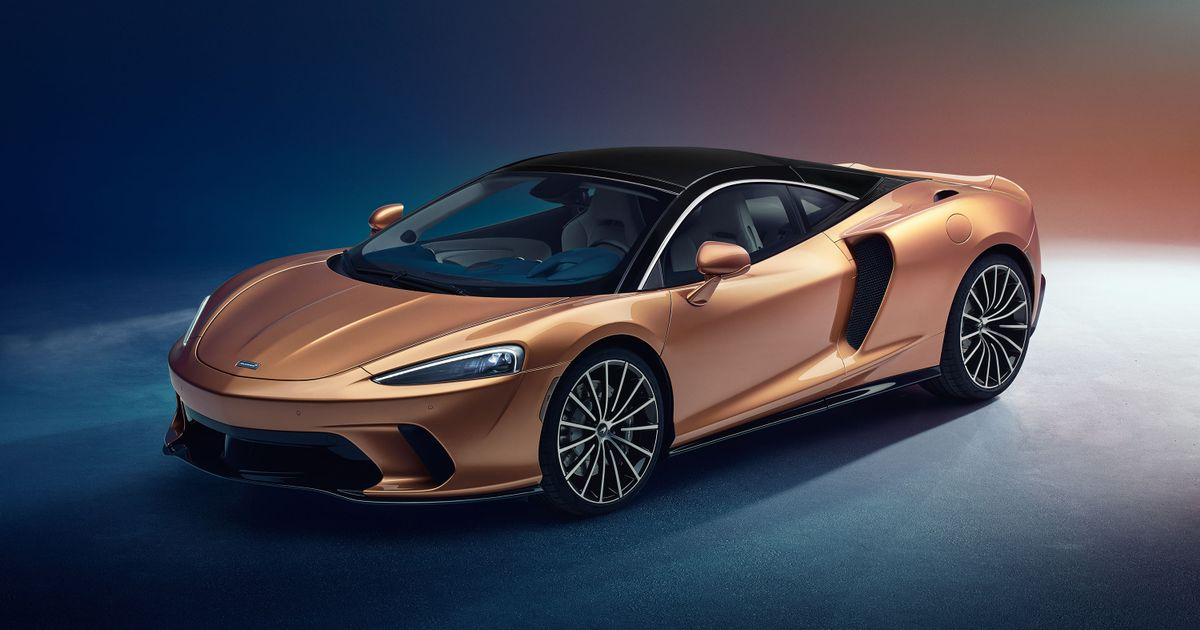 Here s Why The New McLaren GT Is A £163,000 Bargain